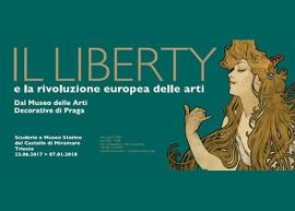 Il Liberty e la Rivoluzione europea delle arti